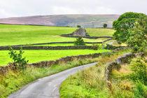 Idylle in den Yorkshire Dales by gscheffbuch