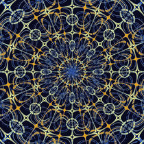 Mystic mandala von Gaspar Avila