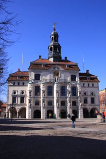 Rathaus Lueneburg by alsterimages