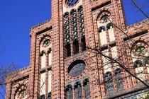 Rathaus Lueneburg - Altes Archiv von alsterimages