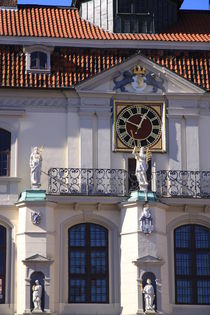 Rathaus Lueneburg von alsterimages
