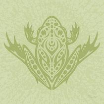 Frogtribal-print