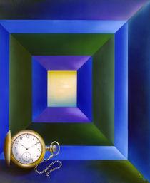 Zwischen Zeit und Raum by Annelie Dachsel-Widmann