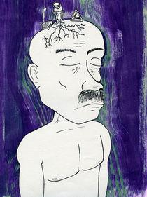 Heaviness #3 von Fabio Prestini