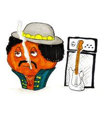 Maffunz Hendrix von Fabio Prestini