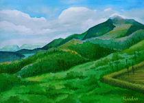 Green Valley von Nandan Nagwekar