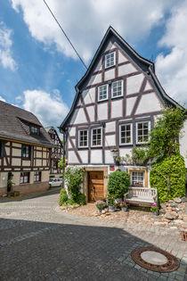 Herrstein-Fachwerkhaus 47 von Erhard Hess