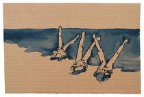 Nümpfn am Strand von Victor Koch