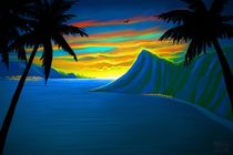 Tropical Sunset  von marius