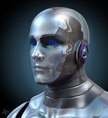 Male Robot von Marco Romero