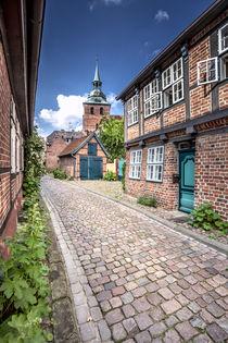 Lüneburger Gassen IV by photoart-hartmann