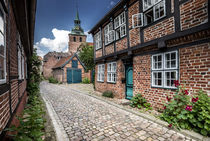 Lüneburger Gassen von photoart-hartmann