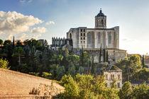 Girona Cathedral (Catalonia) von Marc Garrido Clotet