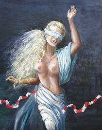 Freiheit by Helga Anders-Faber