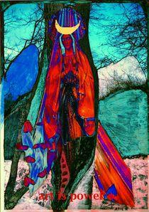 ART IS POWER von Britta Franke