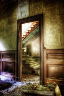 Lost Stairs  von Susanne  Mauz