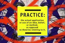 Practice  by Vincent J. Newman