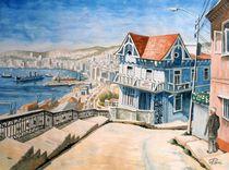 Valparaiso von Ronald Kötteritzsch