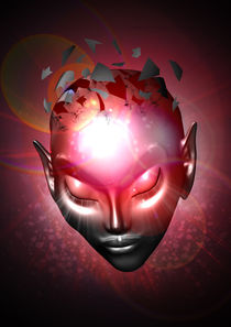 Alien Mental System von bluedarkart-lem
