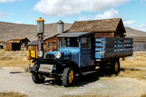 'Bodie - ghost town - Dodge Graham 1927' von Chris Berger