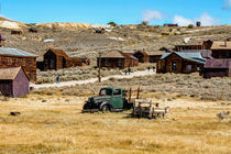 'Bodie - ghost town I' by Chris Berger