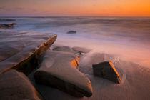 Sunset Rocks von Andy Bitterer