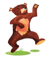 Bear! von Benjamin Bay