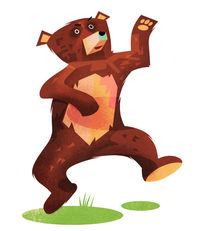 Bear! by Benjamin Bay