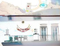 white house von Mimi Vanderhoff