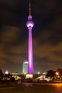 Fernsehturm - Festival Of Lights von Nils Lendeckel