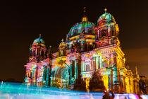 Berliner Dom - Festival Of Lights by Nils Lendeckel