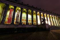 Alte Nationalgalerie - Festival Of Lights by Nils Lendeckel
