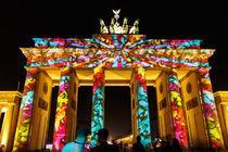 Brandenburger Tor - Festival Of Lights by Nils Lendeckel