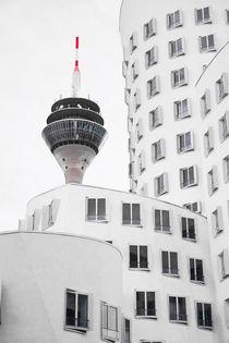 Gehry Häuser Düsseldorf by Rahel Herden