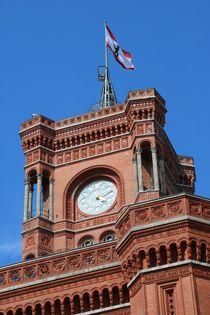 Rotes Rathaus von alsterimages