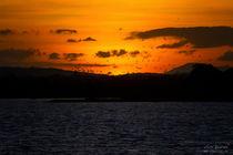 Sunset in Polonnaruwa von Víctor Bautista