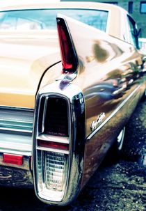 Classic Car 2 by Peter Hebgen