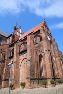 Georgenkirche Wismar von alsterimages