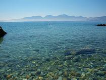 Greece, Crete - a view of the Gulf of Mirabello by Vladislav Romensky