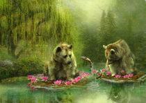 Bear Dreaming von Trudi Simmonds