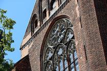 St. Marien Kirche Stralsund by alsterimages