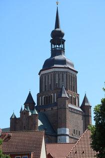 St. Marien Kirche Stralsund von alsterimages