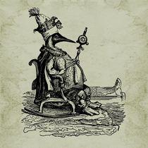 Grandville Empire Penguin by Barbara St. Jean