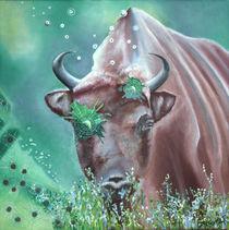 Der Büffel by Catherine Désenfant