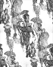 An einem regnerischen Tag by Eberhard Schmidt-Dranske