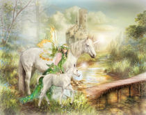 The Littlest Unicorn by Trudi Simmonds