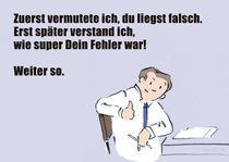 """Super """"Fehler""""! by GIB21 Kerstin Reisinger"""