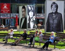 Gabriel Siegemal und Angie Merktnix are watching you! von fostern