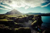 Epische Landschaft in Island von Doreen Reichmann