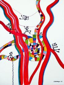 'Funny World' by Susanne Nürnberger